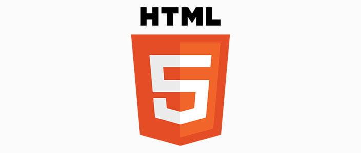The HTML5 logo